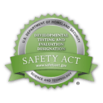 SAFETY ACT badge