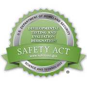 Department of Homeland Security SAFETY ACT seal
